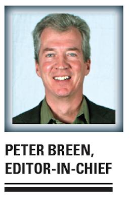 Peter Breen, CGT