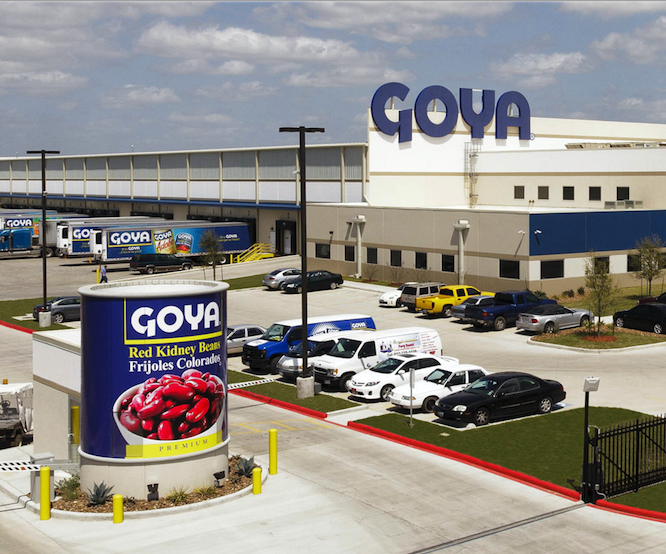 Goya expands facitity