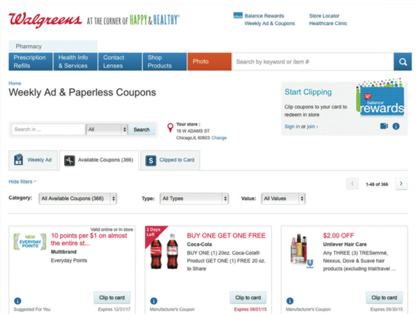 what does unilever coupons mean