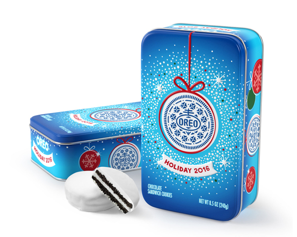 Oreo Holiday Tins