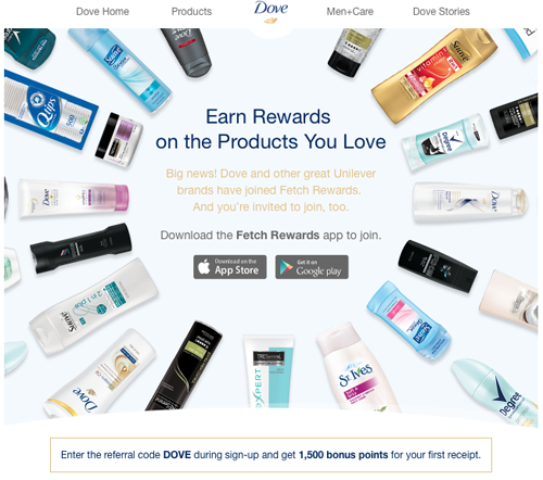 Fetch Rewards Grocery Loyalty App