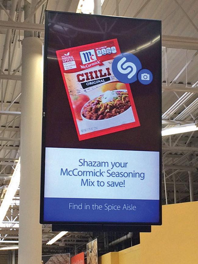 McCormick Walmart Smart Network ad