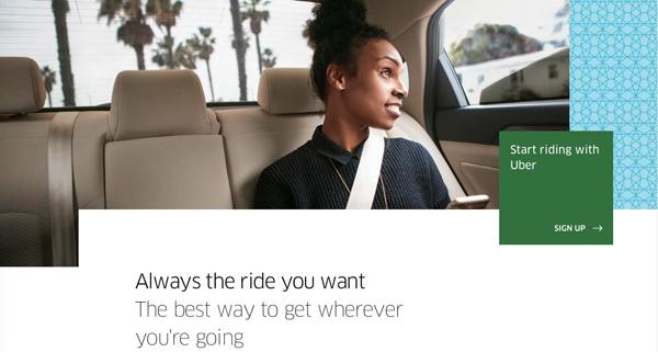 Uber's community strategy