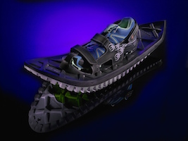 Crescent Moon Snowshoes