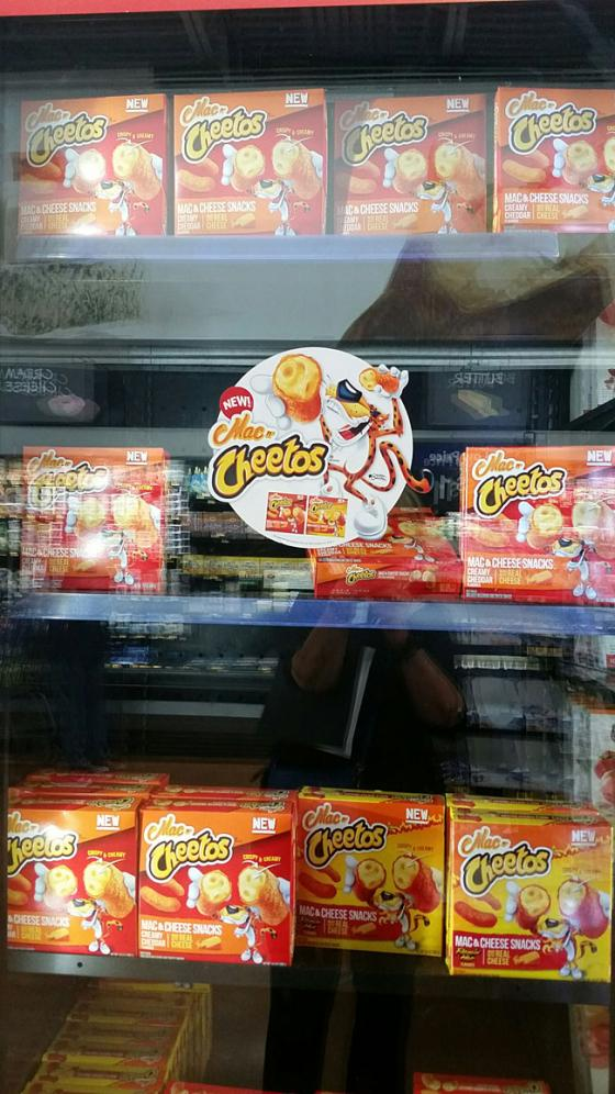 Mac n' Cheetos Fit Right in at Walmart | Path to Purchase IQ