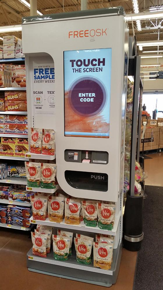 Walmart Gets on Board with Automated Sampling | Path to
