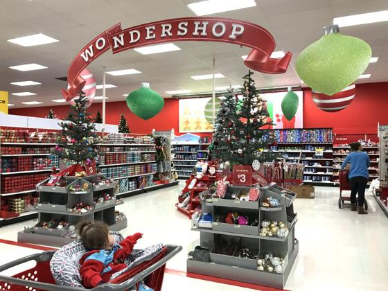 Target Christmas Commercial.Target Has A Wonder Filled Holiday Path To Purchase Iq