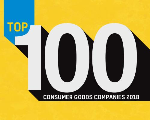 Top 100 Consumer Goods Companies of 2018 | Path to Purchase IQ