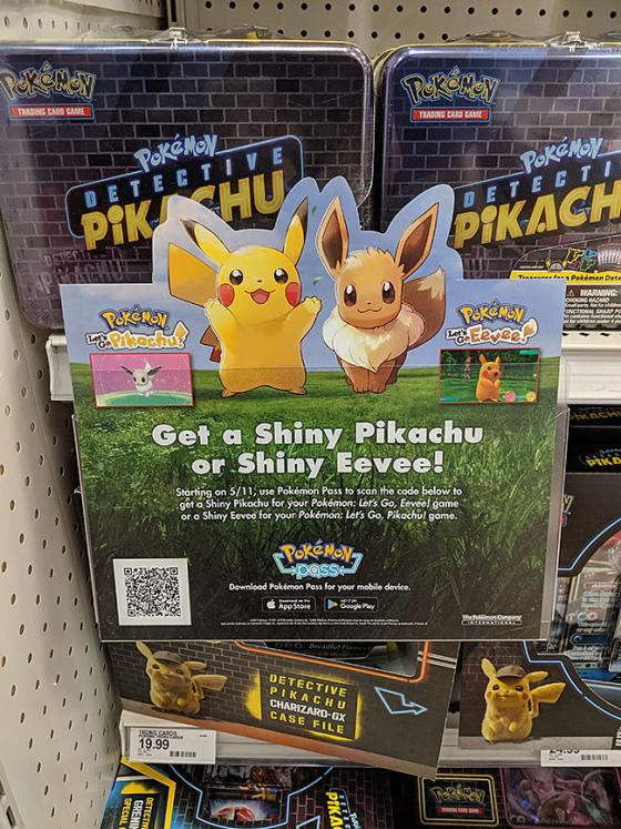 Pokémon : Target