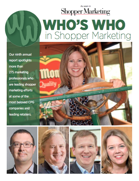 Who's Who in Shopper Marketing