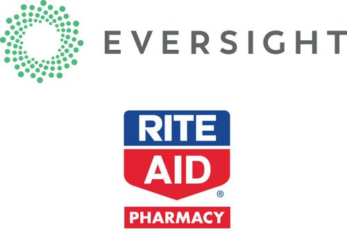 Eversight and Rite Aid logos