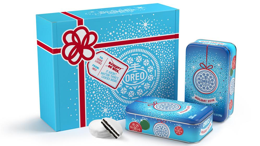 Oreo Holiday Tin