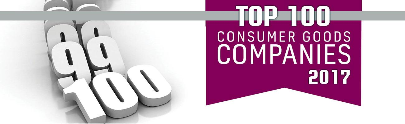 Top 100 Consumer Goods Companies 2017 | Path to Purchase IQ
