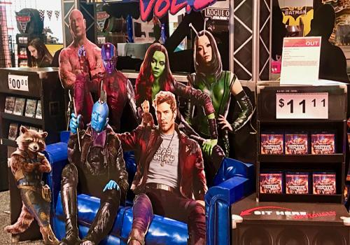 Guardians of the Galaxy Vol. 2 – WMT WOW Display