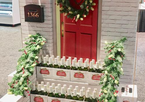 Stella Artois Holiday Door 2017