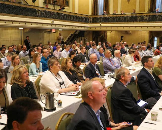 CGSM Opening Keynote Audience