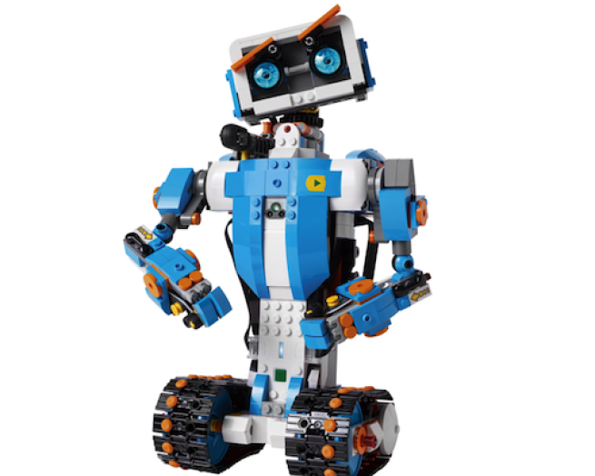 LEGO BOOST Vernie the Robot