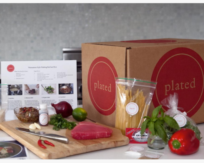 Plated acquired by Albertsons