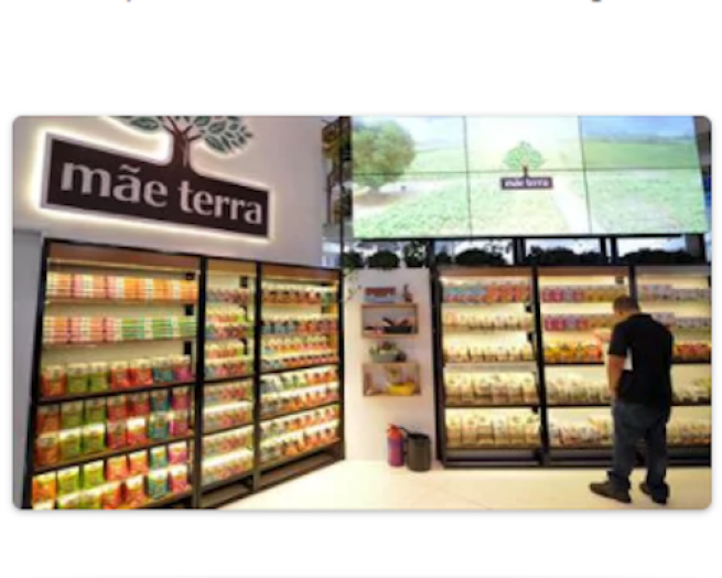 Mae Terra in-store shot