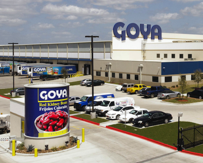 Goya Foods new facility expansion Texas teaser image