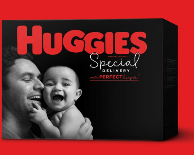 Target Welcomes Huggies Special Delivery Premium, Plant-Based
