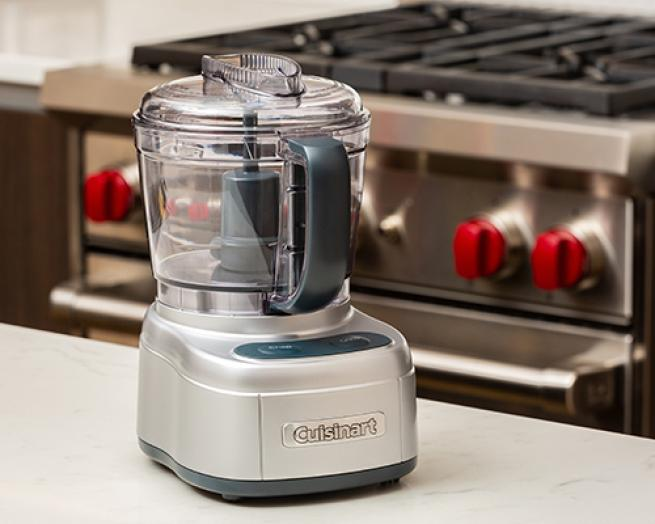 a blender sitting on a counter