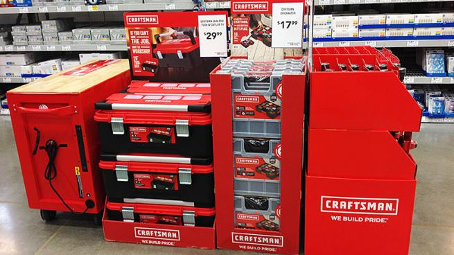 Craftsman Tools at Lowe's