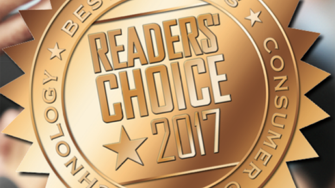 Readers' Choice 2017