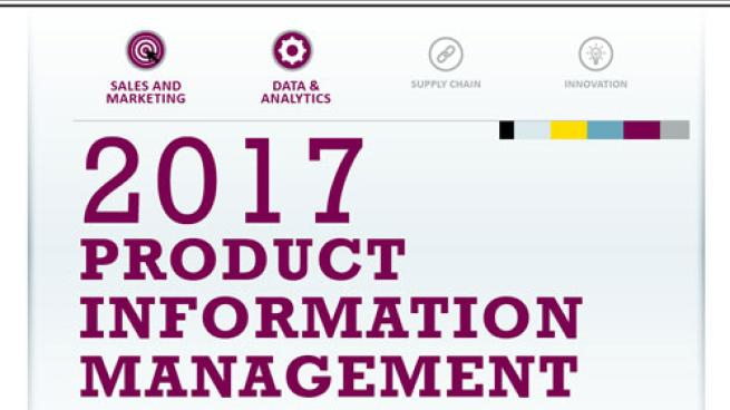 2017 Product Information Management Solutions Guide teaser image