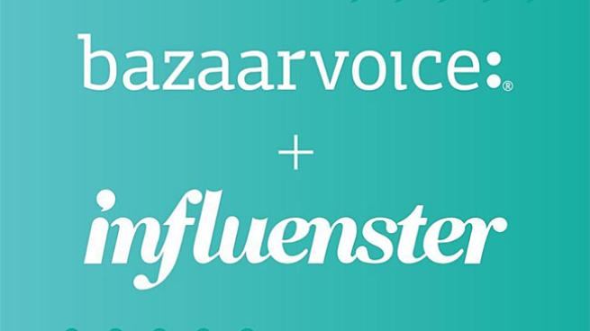 Bazaarvoice and Influenster