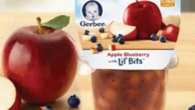 Gerber Launches New Baby Food Recipe News Consumer