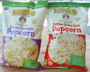 Annie's Popcorn