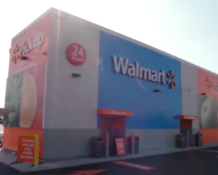 Walmart 24-Hour Pickup