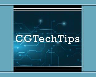 CGTechTips