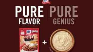 Pure Flavor, Pure Genius