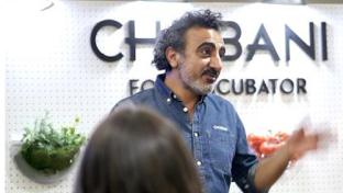 Hamdi Ulukaya, CEO, Chobani