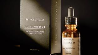 L'Oreal custom skin treatment